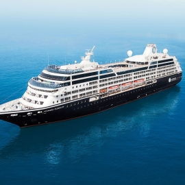Описание лайнера  Azamara Pursuit