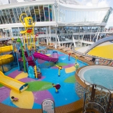 Описание лайнера JEWEL  OF THE SEAS