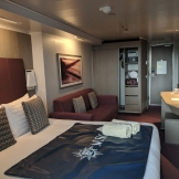 Описание лайнера MSC Seaview