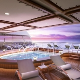 Описание лайнера Seabourn Ovation