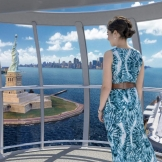 Описание лайнера QUANTUM OF THE SEAS