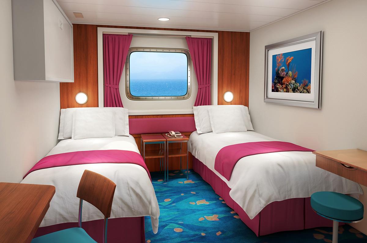 Картинка каюты на корабле